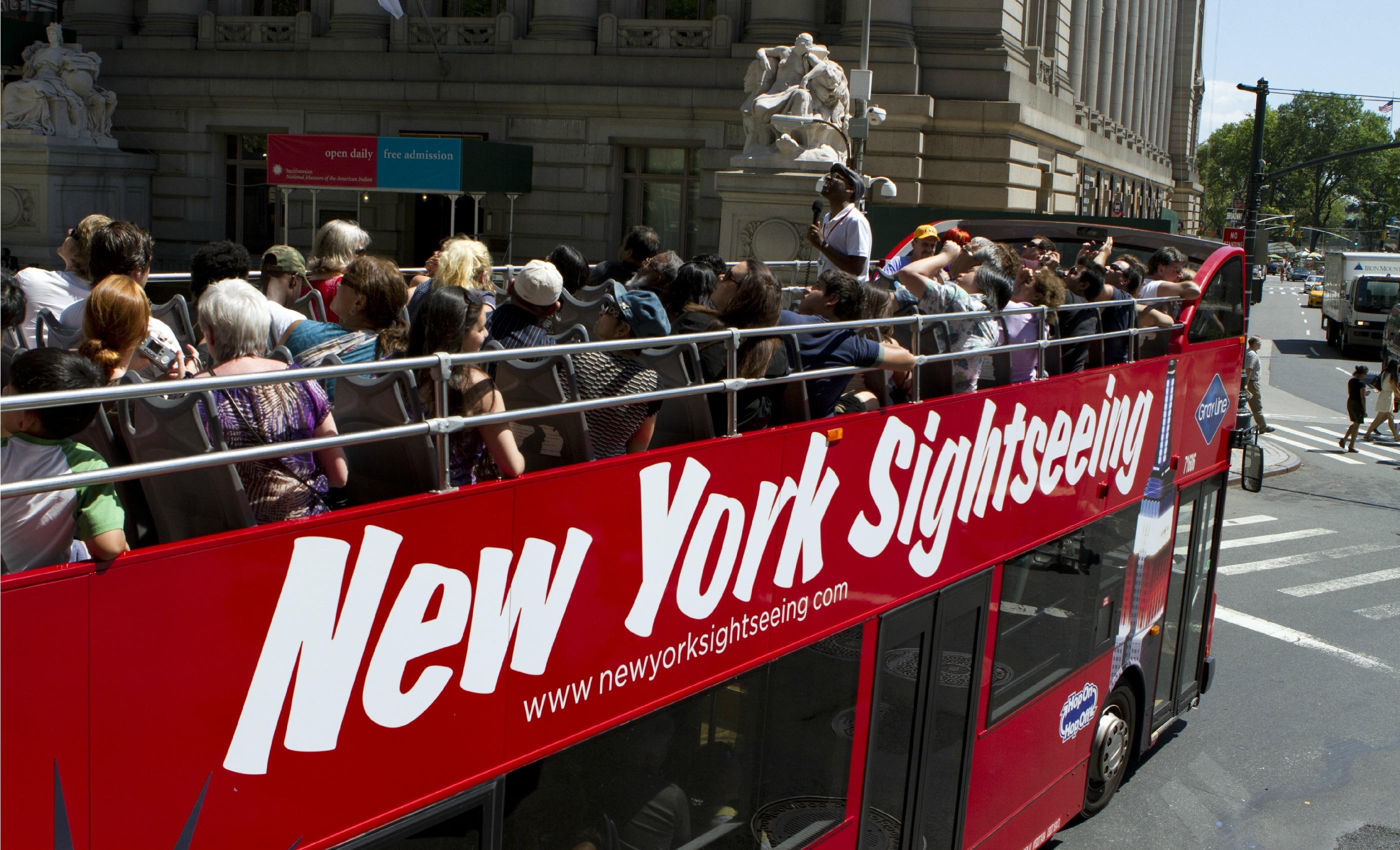 Bus tour new york ottawa