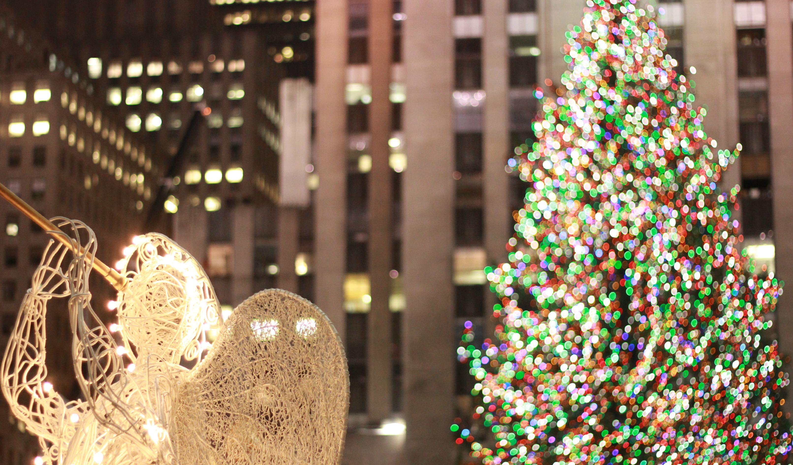 Rockefeller Center Christmas Tree Pictures | New York ...