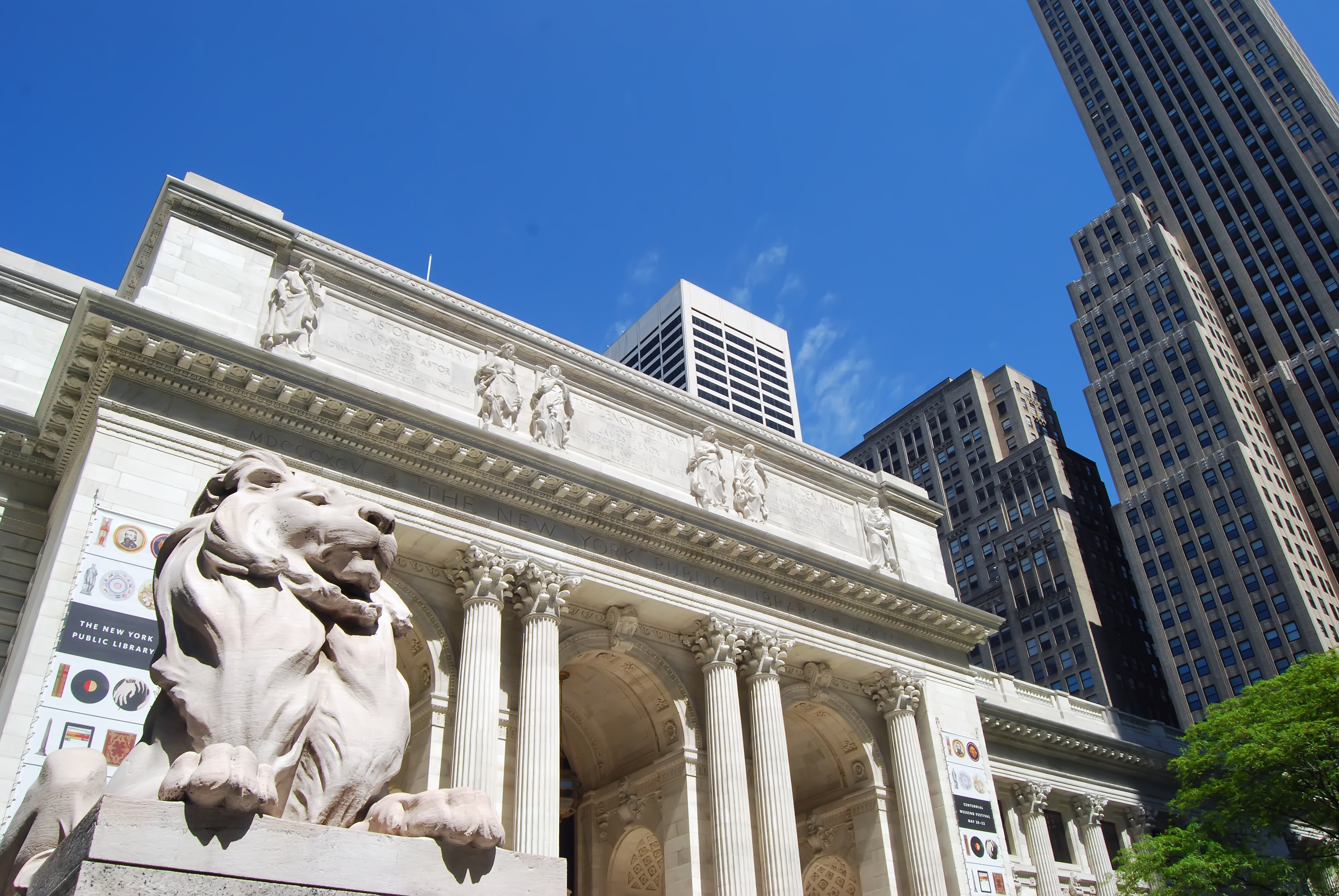 Nyc Public Library Free Tours