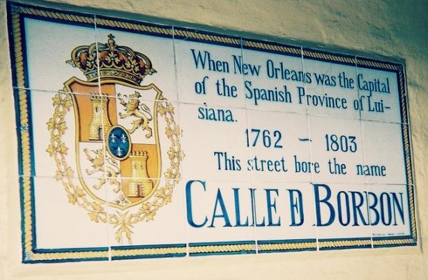 bourbon street, new orleans, mardi gras