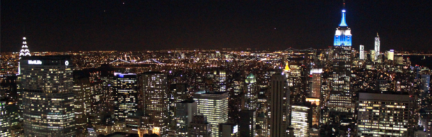 top of the rock, empire state building, chrysler building, brooklyn,