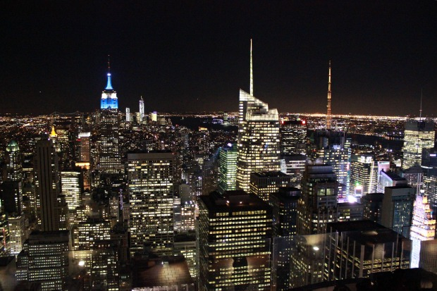 top of the rock, rockefeller center, top of the rock tickets