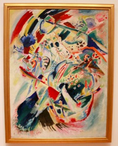 One of my favorites, by Wassily Kandinsky