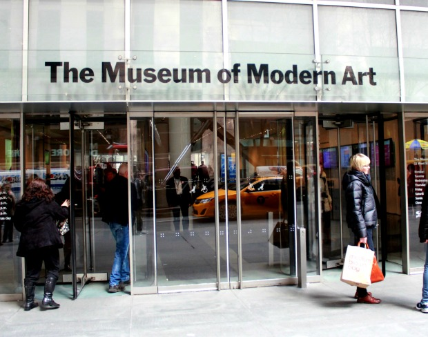 MoMA, NYC, Museum of modern art