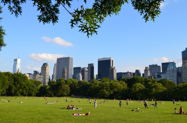 A Central Park picnic for Mother's Day?