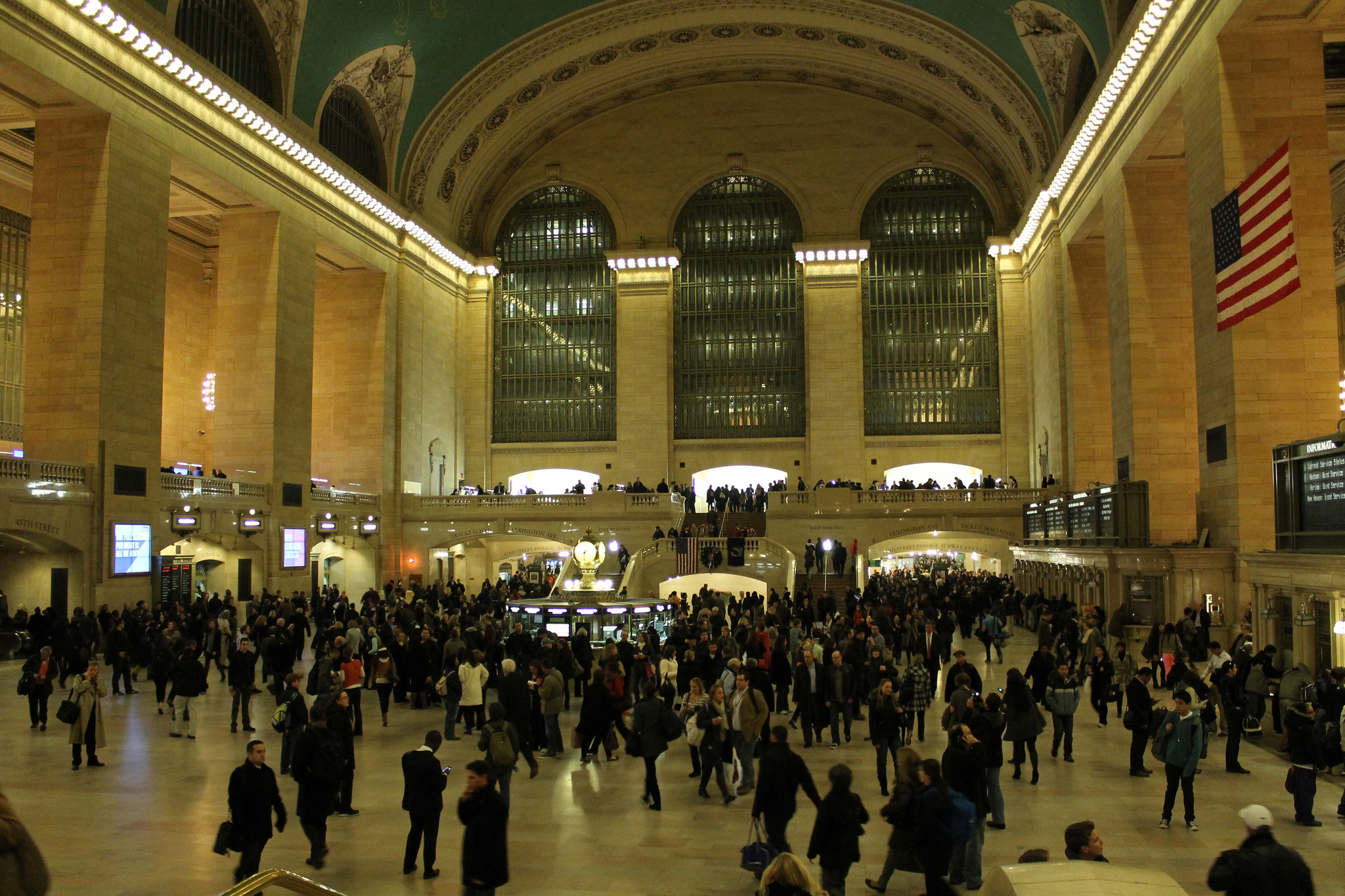 Grand Central Station New York Audio Tour