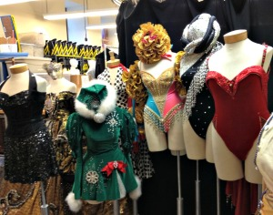 radio city costume room