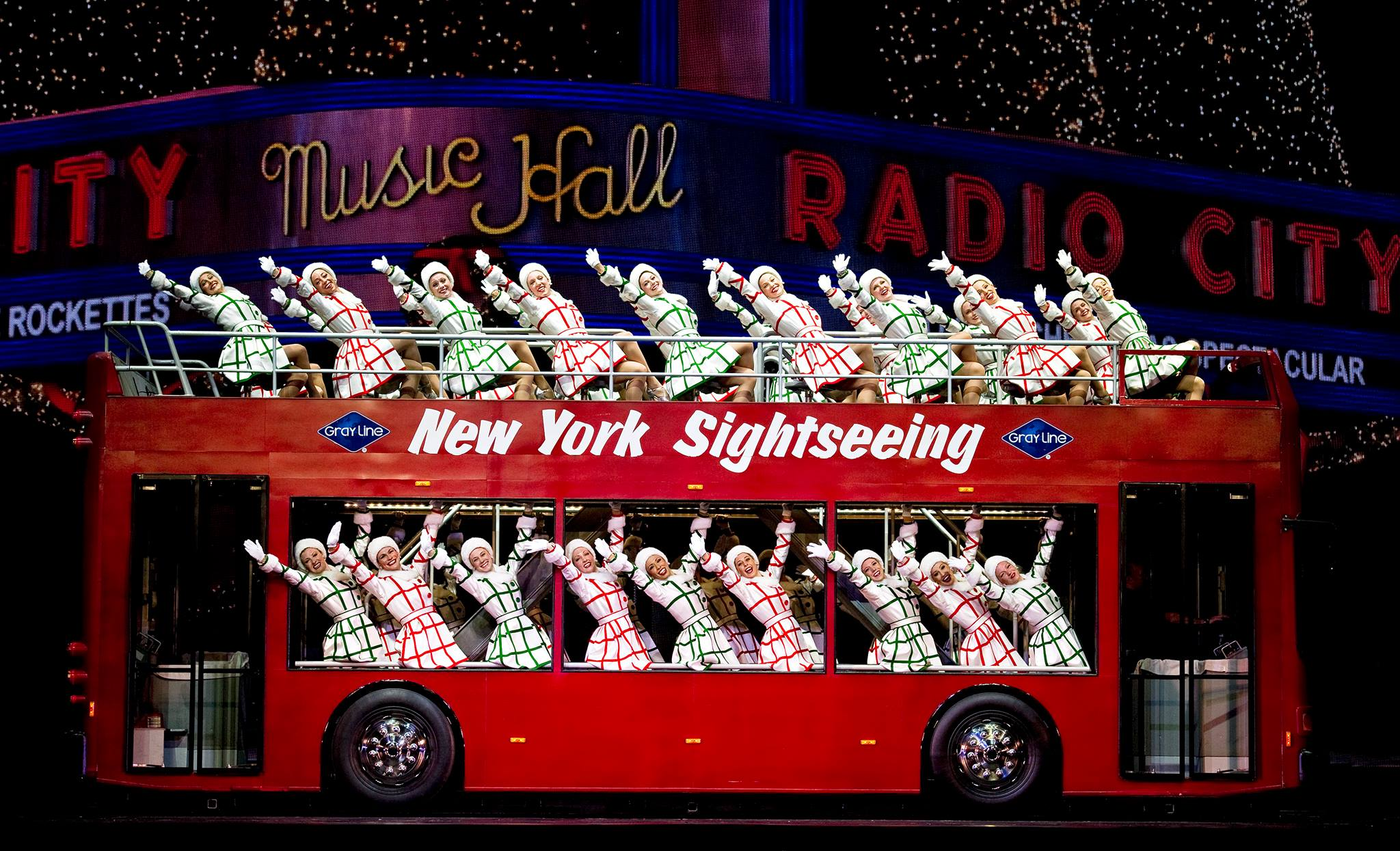 Celebrate Christmas in August With The Rockettes and Gray Line New ...