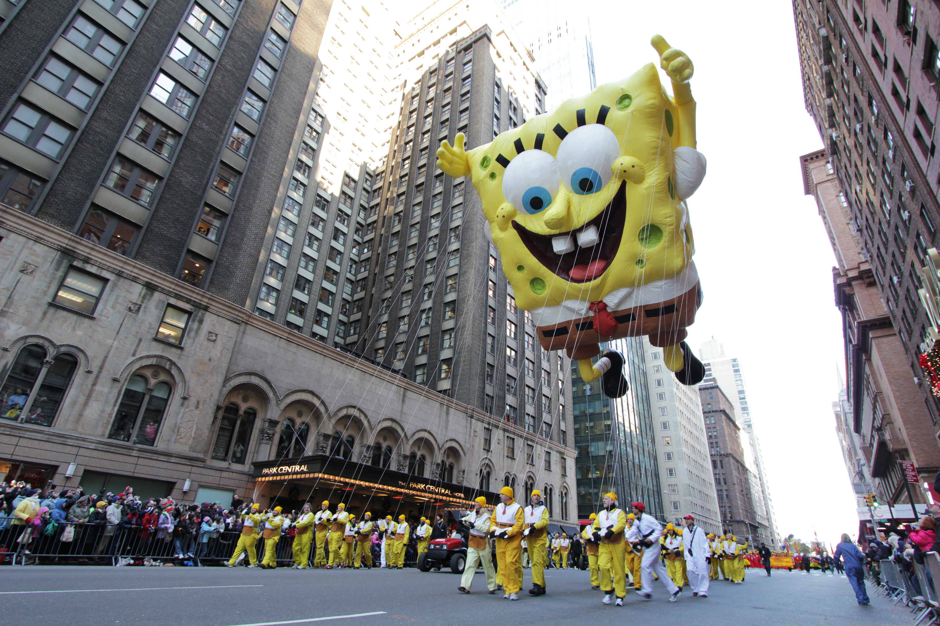 Image result for New York City Thanksgiving Parade