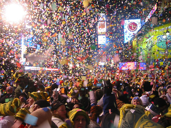 new year eve nyc