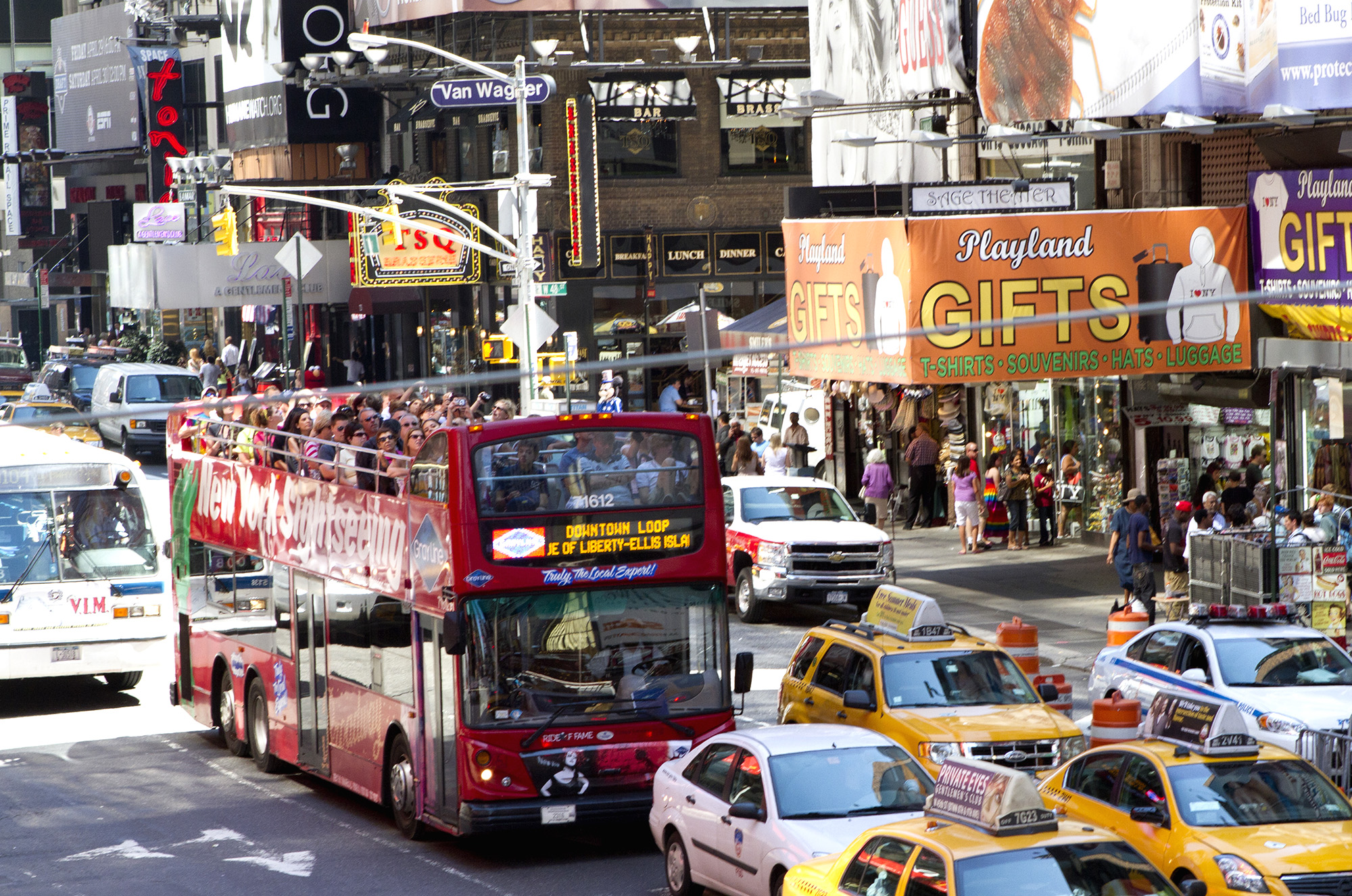 NYC Sightseeing | New York Sightseeing