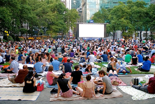 bryant park movie