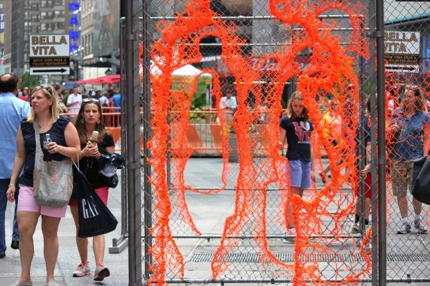orange fence 3