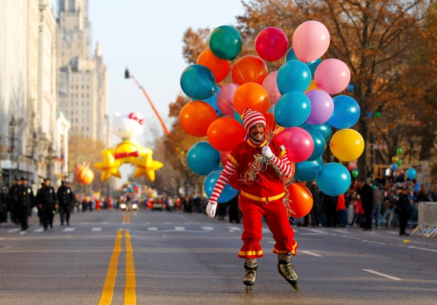 Central Park West is on of the best spots to view the parade. Photo: Flickr / Diariocritico de Venezuela