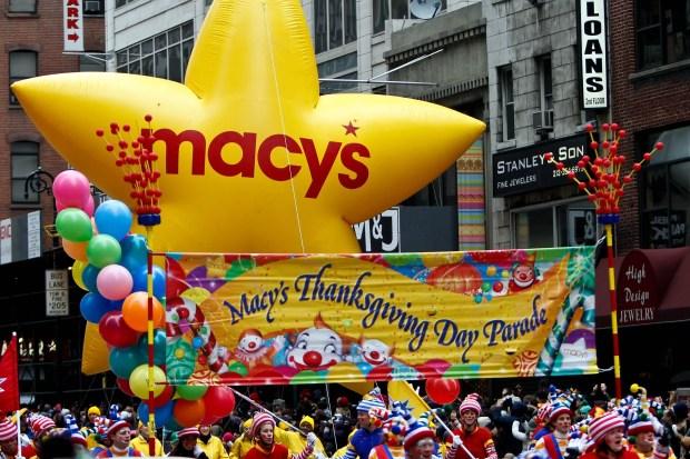 macy parade