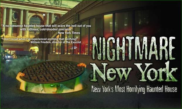 nightmare ny
