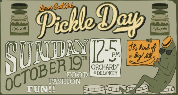 pickle day nyc