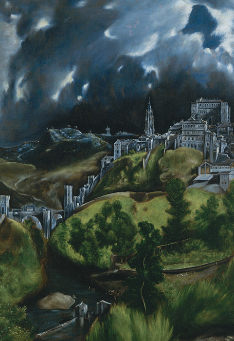 ElGreco_Exhibition page